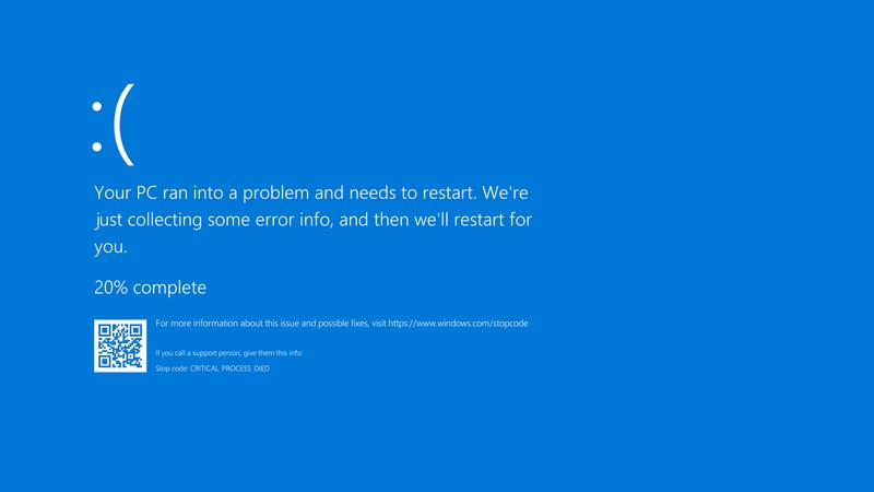 حل مشكلة ظهور الشاشة الزرقاء بالويندوز how to fix blue screen