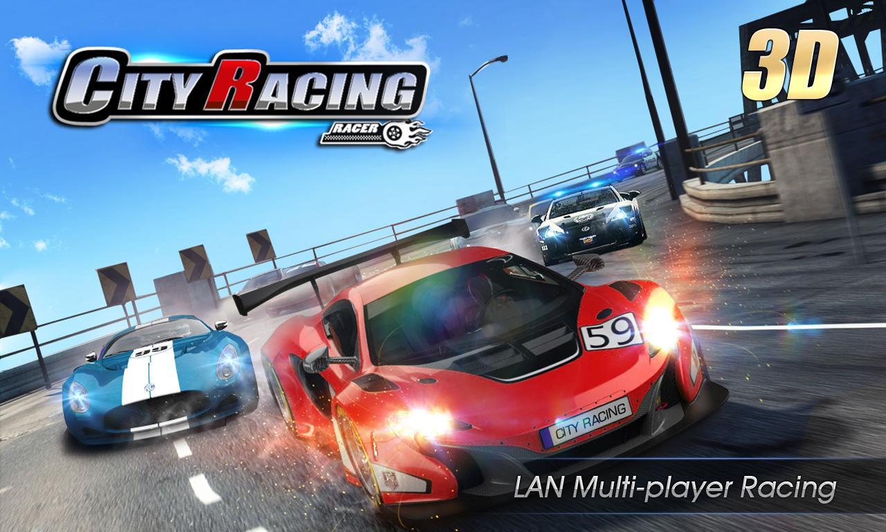 لعبة City Racing 3D برابط مباشر | تحميل لعبة سباق سيارات المدينة