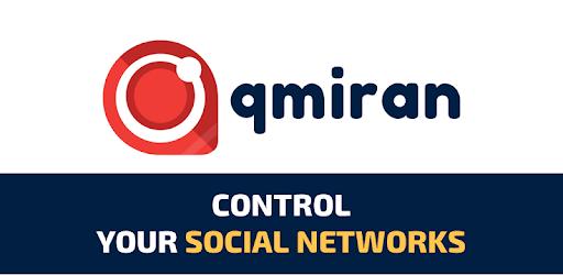 تحميل برنامج qmiran لمعرفة من زار بروفايلك